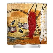 Gris-gris On Your Doorstep Shower Curtain