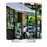 Grocery Store Albany Ny Shower Curtain