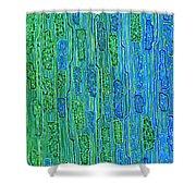 Grooblee Grove Shower Curtain