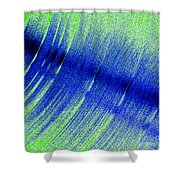 Groove It On Up Shower Curtain
