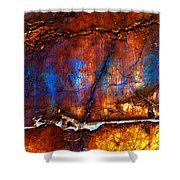 Grotto Hunt Shower Curtain