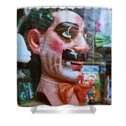 Groucho Shower Curtain