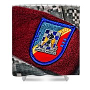 Ground Air Mobility Shower Curtain