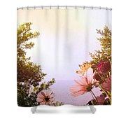 Ground View Shower Curtain by Margie Hurwich
