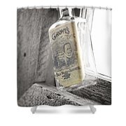 Grove's Tonic Shower Curtain