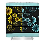 Grown With Love Shower Curtain