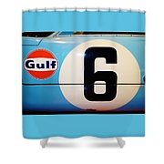 Gt40 Side View Shower Curtain