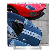 Gt40s Shower Curtain