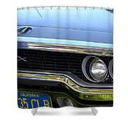 GTX Shower Curtain