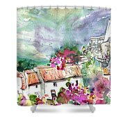 Guadalest 06 Shower Curtain
