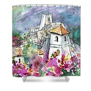 Guadalest 07 Shower Curtain