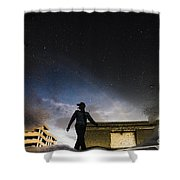 Guardian Of The Galaxy Shower Curtain