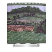 Guardians Of Hanover Shower Curtain