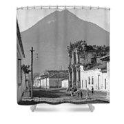 Guatemala, C1920 Shower Curtain