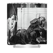 Guerin Sultan And Harem Shower Curtain