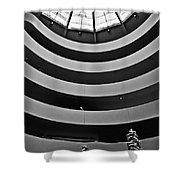 Guggenheim Museum - Nyc Shower Curtain