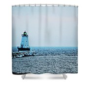 Guide The Way Shower Curtain