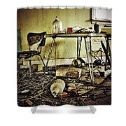 Guilty Antics  Shower Curtain