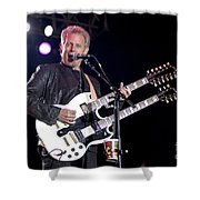Guitarist Don Felder Shower Curtain