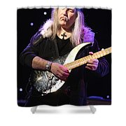 Guitarist Uli Jon Roth Shower Curtain