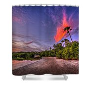 Gulf Breezes Shower Curtain
