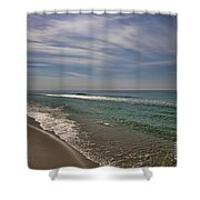 Gulf Of Mexico Shower Curtain