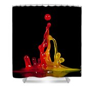 Gummy Drops Shower Curtain