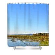 Guntersville Lake Shower Curtain