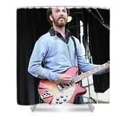 Guster Shower Curtain
