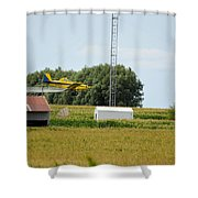 Guts Shower Curtain