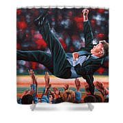 Guus Hiddink Shower Curtain