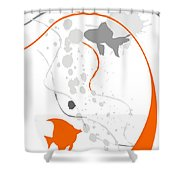 GV Shower Curtain