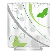 Gv077 Shower Curtain