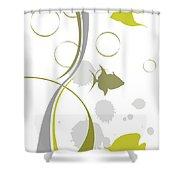 Gv078 Shower Curtain