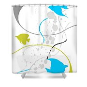 Gv079 Shower Curtain
