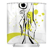 Gv081 Shower Curtain
