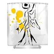 Gv082 Shower Curtain