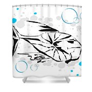 Gv084 Shower Curtain