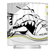 Gv085 Shower Curtain