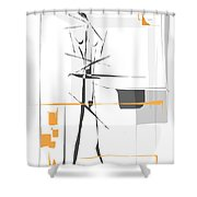 Gv100 Shower Curtain