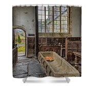 Gwydir Chapel Shower Curtain