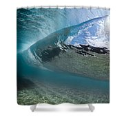 H30 Roll Shower Curtain