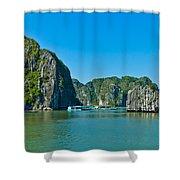 Ha Long Bay  Shower Curtain