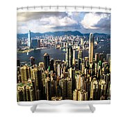 Habour View Shower Curtain