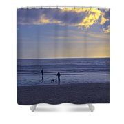 Haceta Head Beach 2 Shower Curtain
