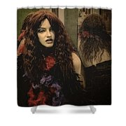 Hackberry Hussy Shower Curtain