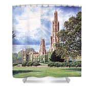 Hadlow Tower Shower Curtain
