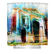 Hadrians Arch Shower Curtain
