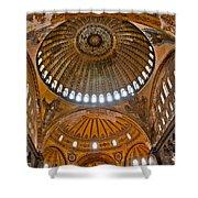 Hagia Sofia Interior 02 Shower Curtain