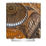 Hagia Sofia Interior 04 Shower Curtain